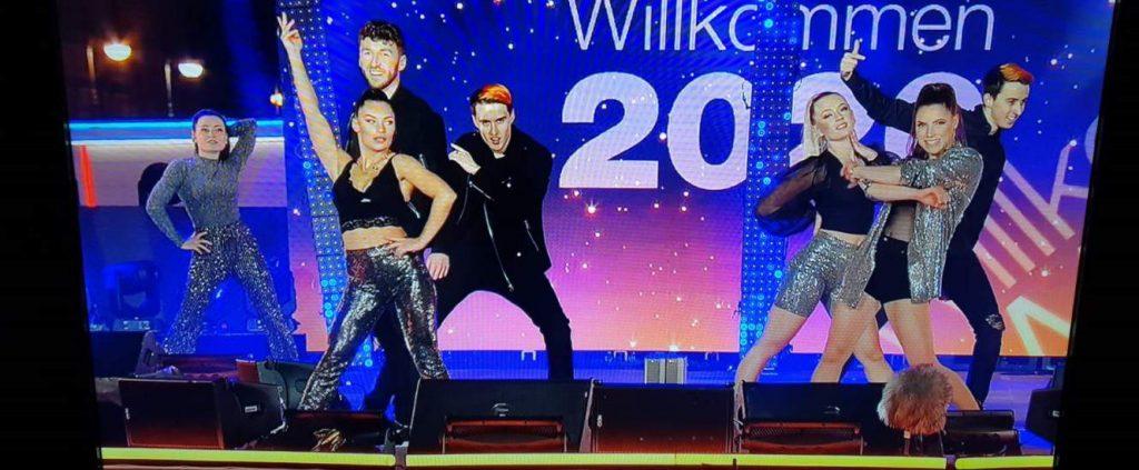 Choreografie im TV